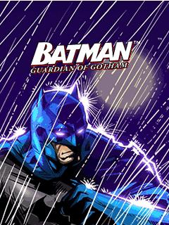 java игра Batman: Guardian of Gotham