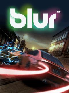 java игра Blur