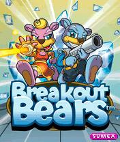 java игра Breakout Bears