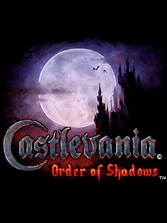 мобильная java игра Castlevania: Order Of Shadows