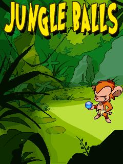java игра Jungle Balls