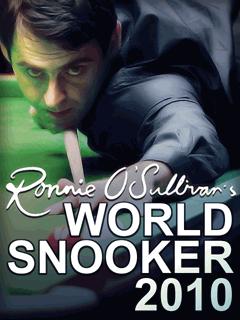 java игра Ronnie O'Sullivans: World Snooker 2010