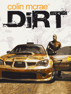 Colin McRae: Dirt 2D/3D java-игра