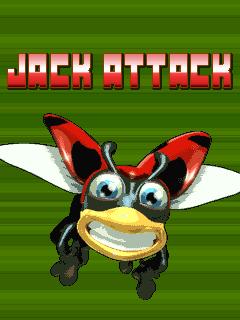 java игра Джек атакует