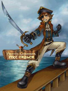 игра Эмблема Огня: Карибские Пираты