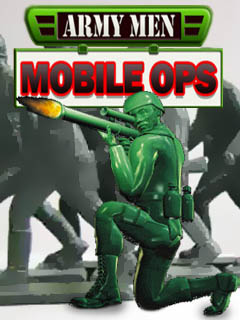 java игра Army Men: Mobile Ops