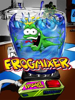 java игра Frogmixer