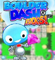 игра Boulder Dash Rocks