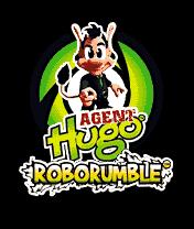 игра Агент Хьюго против Роботов
