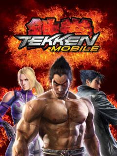 java игра Tekken