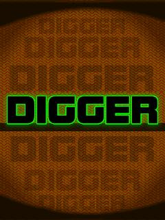 java игра Диггер