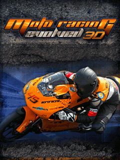 java игра 3D Moto Racing Evolved