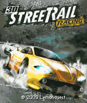 3D Street Rail Racing java-игра