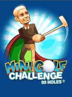 java игра Мини гольф 99 Соревнование 2010