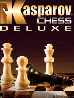 игра Шахматы с Каспаровым