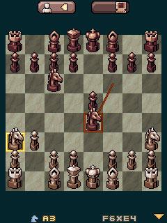 java игра Шахматы с Каспаровым