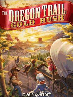 java игра Орегонский След 2: Золотая Лихорадка