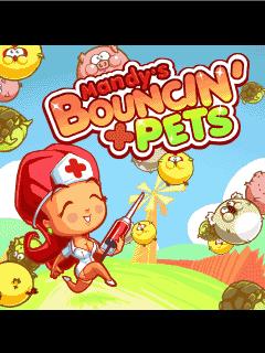 java игра Bouncin Pets