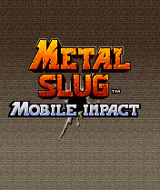 мобильная java игра Metal Slug Mobile Impact