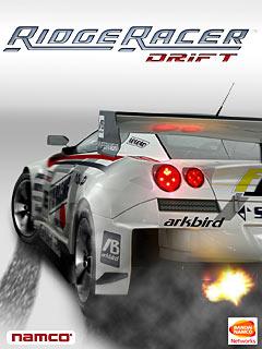 java игра Ridge Racer Drift