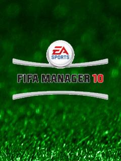 java игра ФИФА Менеджер 2010