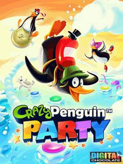 java игра Безумная Вечеринка Пингвинов