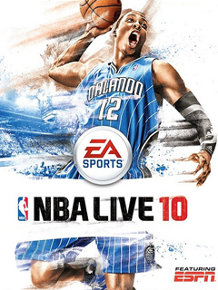 java игра NBA Live 2010