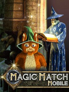 java игра Волшебное cостязание