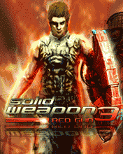 java игра Solid Weapon 3: Red Gun