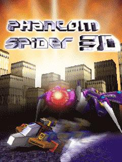 игра Призрачный Паук 3D