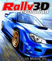 игра Rally Evolution 3D