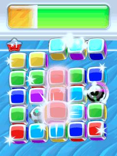 java игра Разрушители Кубиков