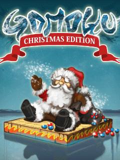 java игра Gomoku Christmas
