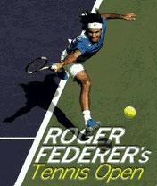 java игра Теннис с Роджером Федерером