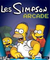 java игра Симпсоны: Аркада