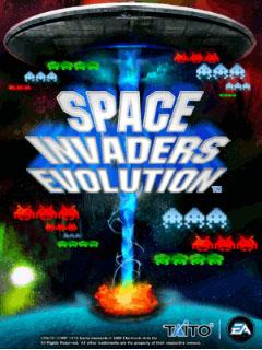 java игра Космические Захватчики: Эволюция