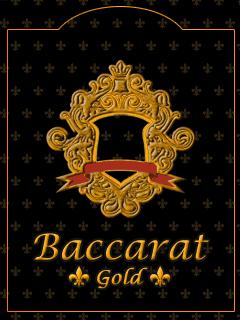 java игра Baccarat Gold