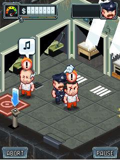 java игра Тюремный Магнат