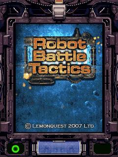 Тактика Битвы Роботов java-игра