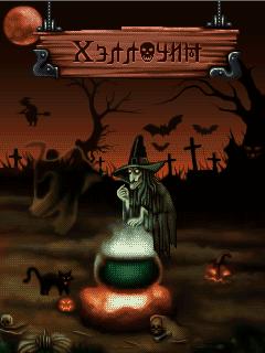 java игра Хэллоуин