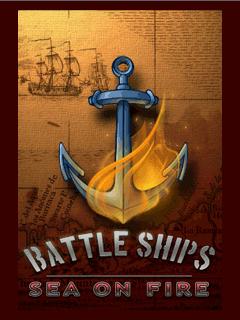 java игра Морской бой: Море в Огне