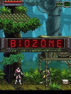 java игра Биозона