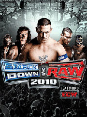 java игра WWE SmackDown vs. RAW 2010