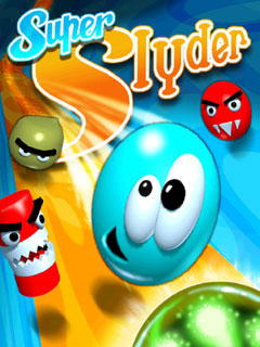 java игра Супер Слайдер