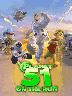 Planet 51: On the Run java-игра