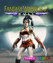 java игра Fantasy Warrior 2: Evil