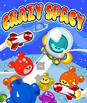 Сумасшедший Космос java-игра