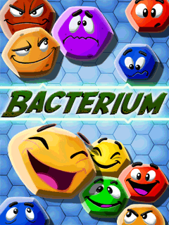 java игра Бактерии