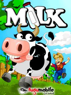 java игра Молоко