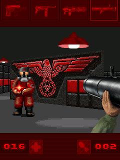 java игра Лаборатория 3D: Тайны III рейха 2.0
